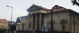 Tribunal pénal avocat perpignan fRANCE cOHEN