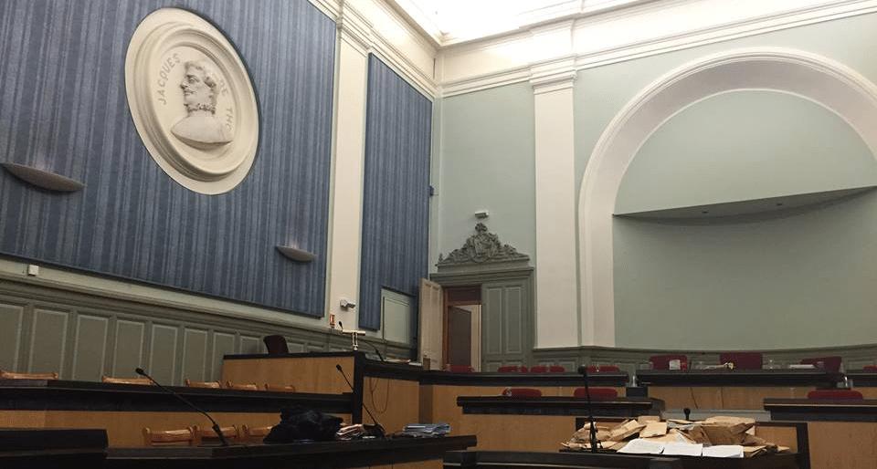 Cour d'Assises Juin 2017